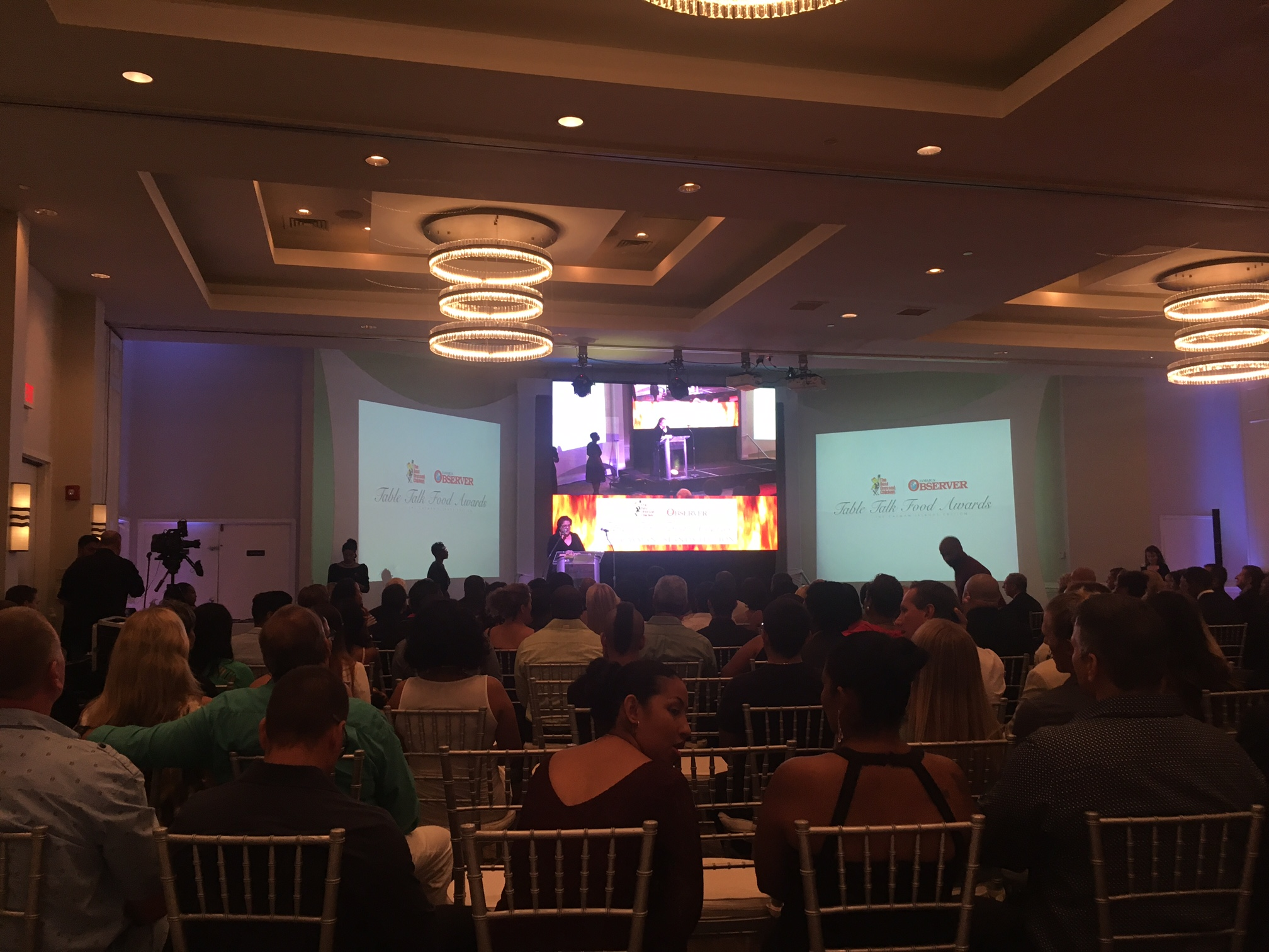 table talk awards cayman