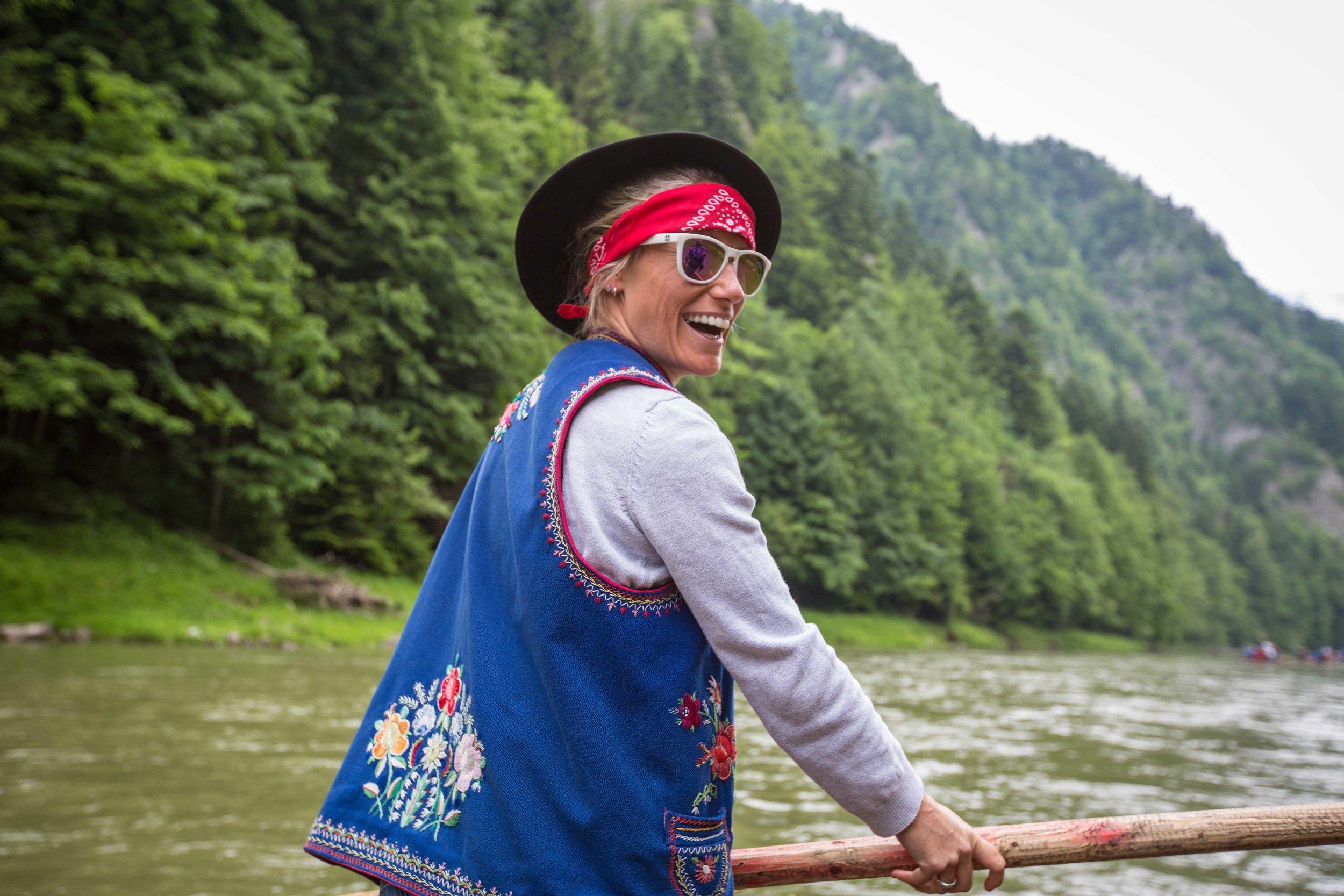 rafting dunaec tatry poland