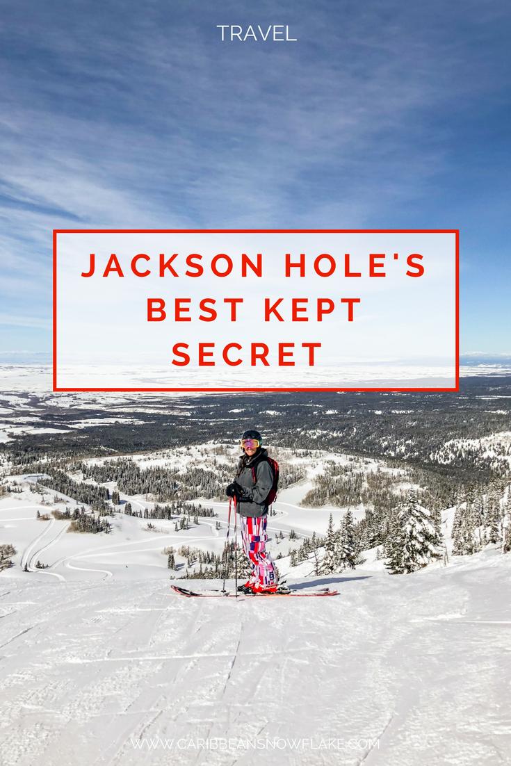 Jackson Hole's best kept secret