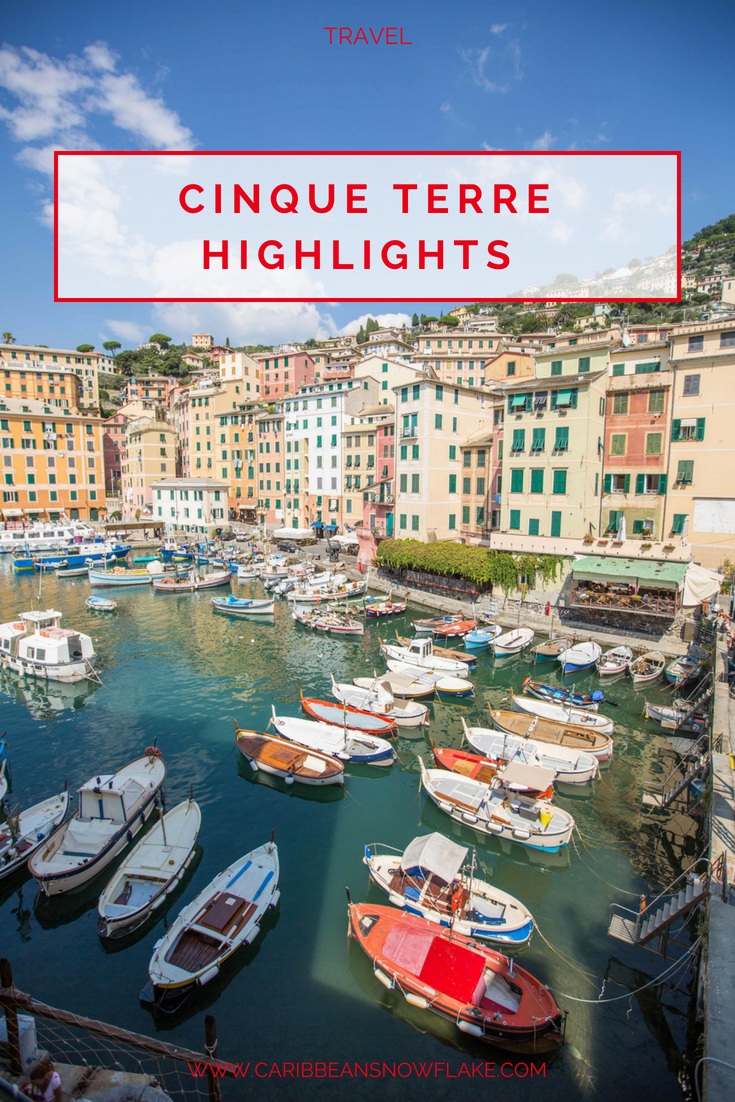 The best places to stop along the Cinque Terre Route. Exploring Camogli on www.caribbeansnowflake.com.png
