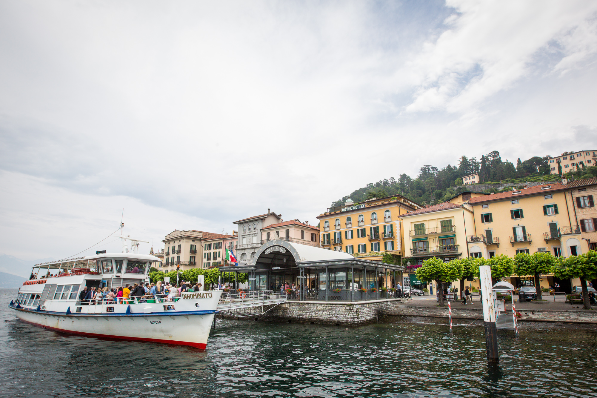 Taking the ferry to Varenna, Lake Como www.caribbeansnowflake.com.jpg