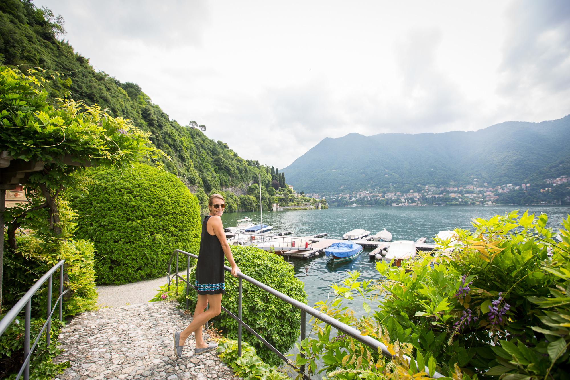 Villa D'est view of Lake Como.jpg