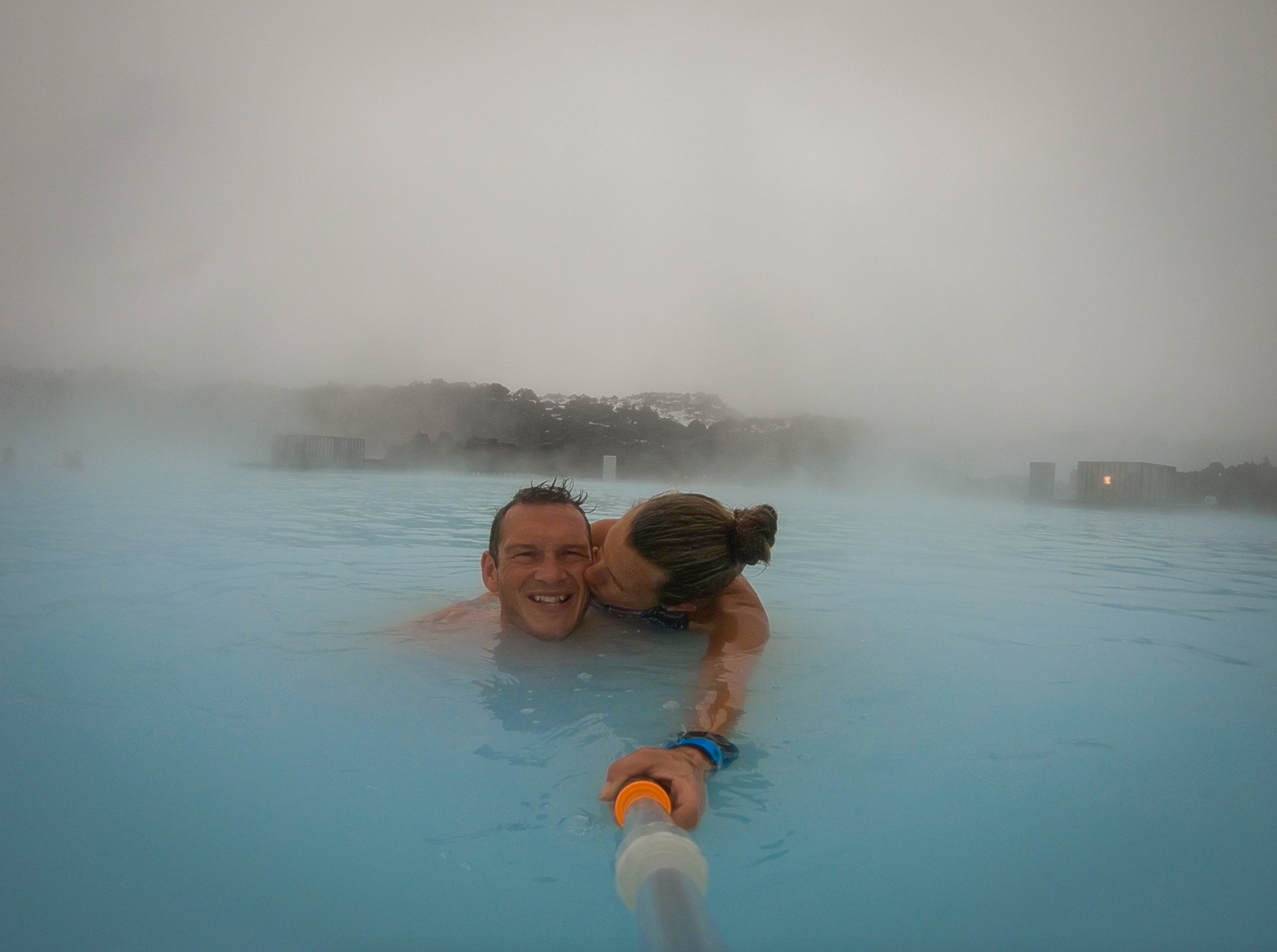 Visiting the Blue Lagoon Iceland www.caribbeansnowflake.com