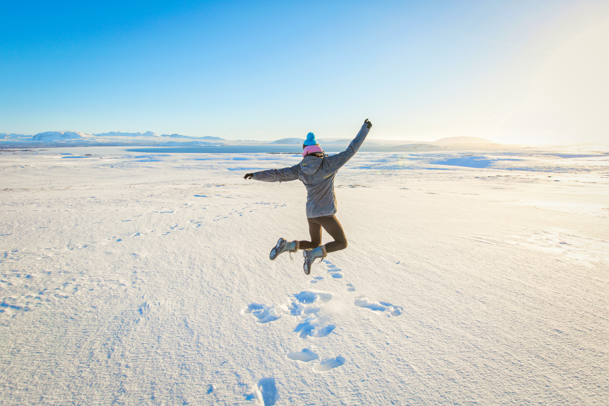 National Park Iceland