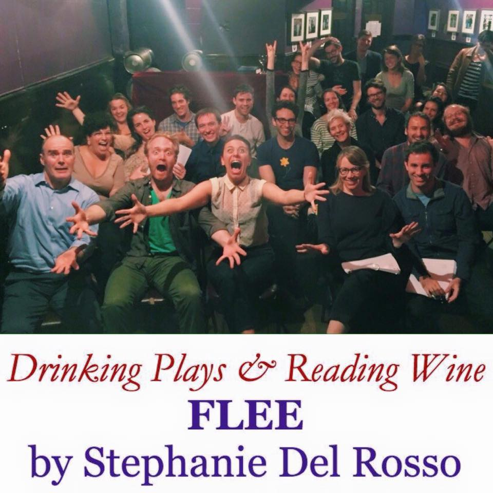 20. *FLEE by Stephanie Del Rosso