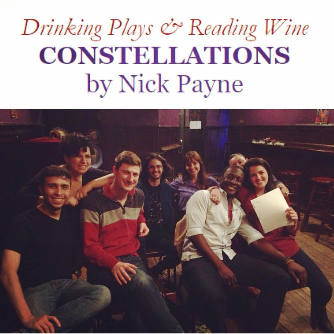 23. CONSTELLATIONS by Nick Payne