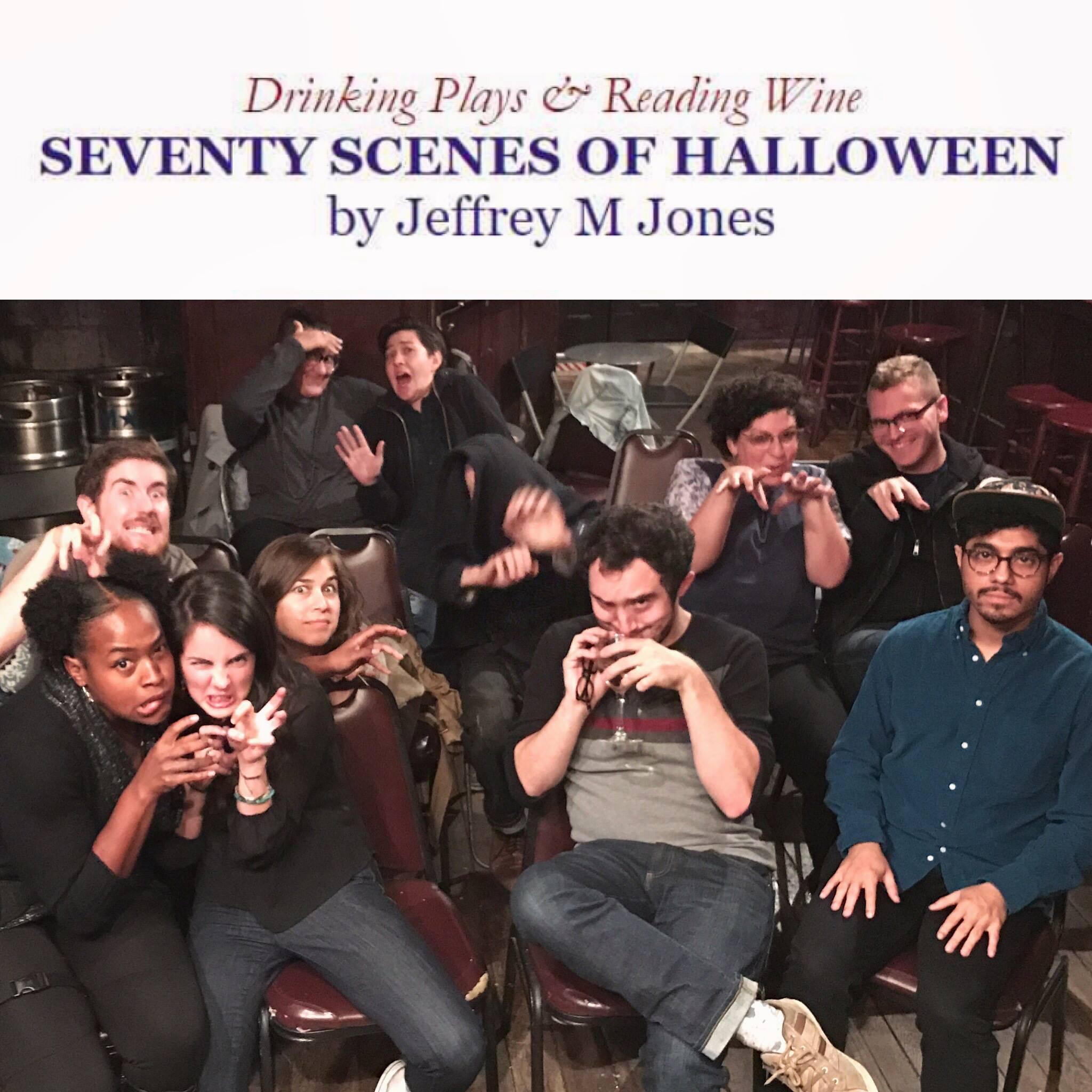 28. Seventy Scenes of Halloween