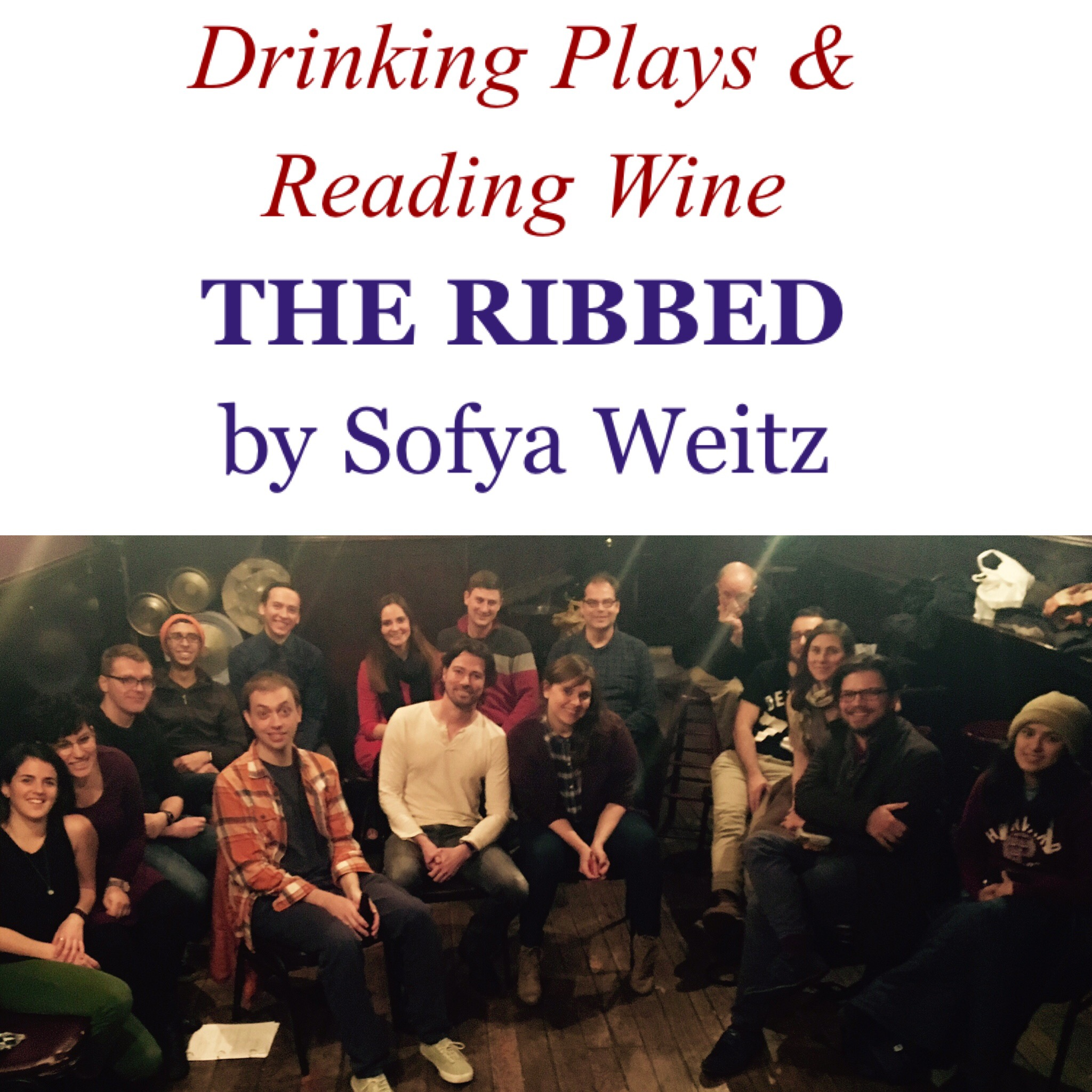 31. *THE RIBBED by Sofya Weitz