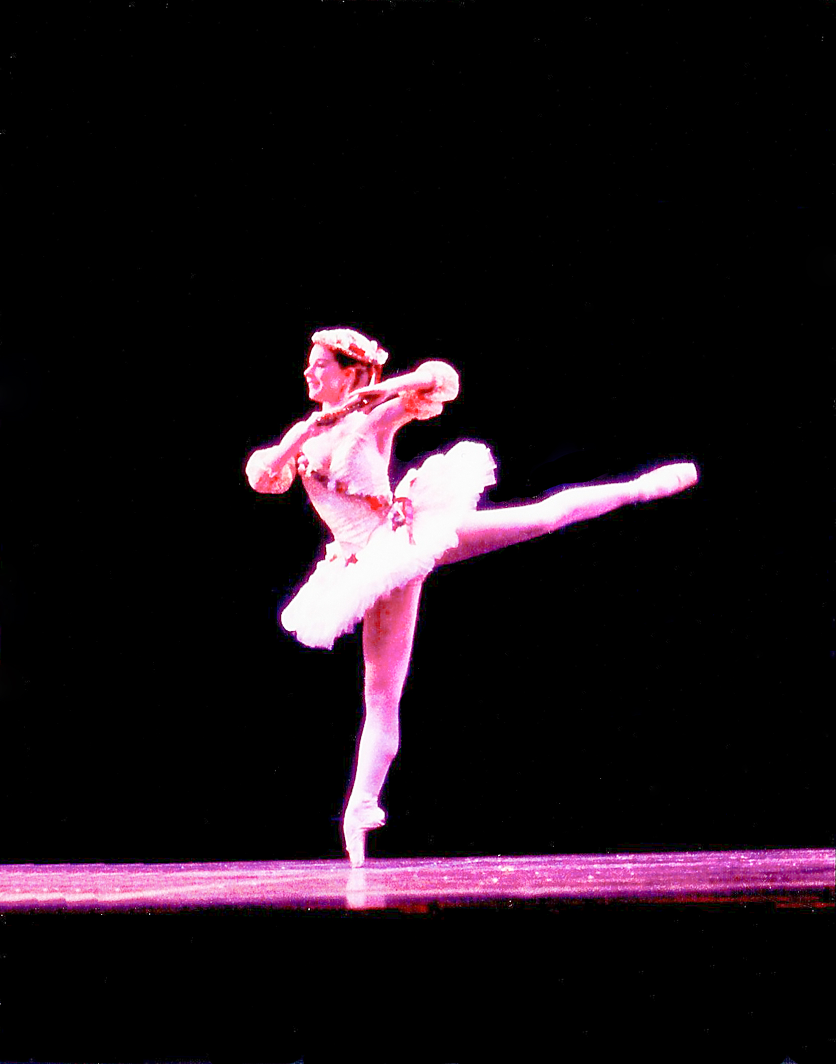 Nutcracker – Marzipan Soloist Boston Ballet (yes before I became a pastry chef).