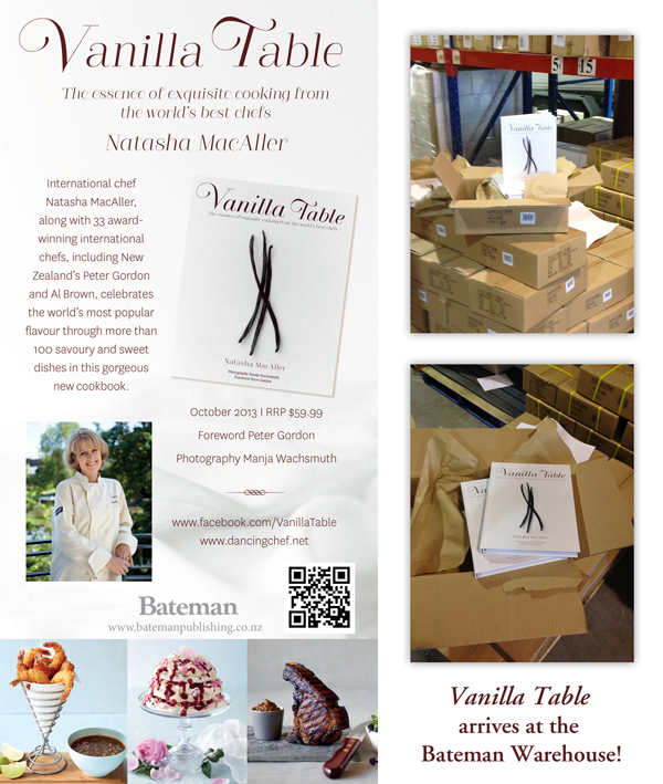Vanilla Table DLE flyer