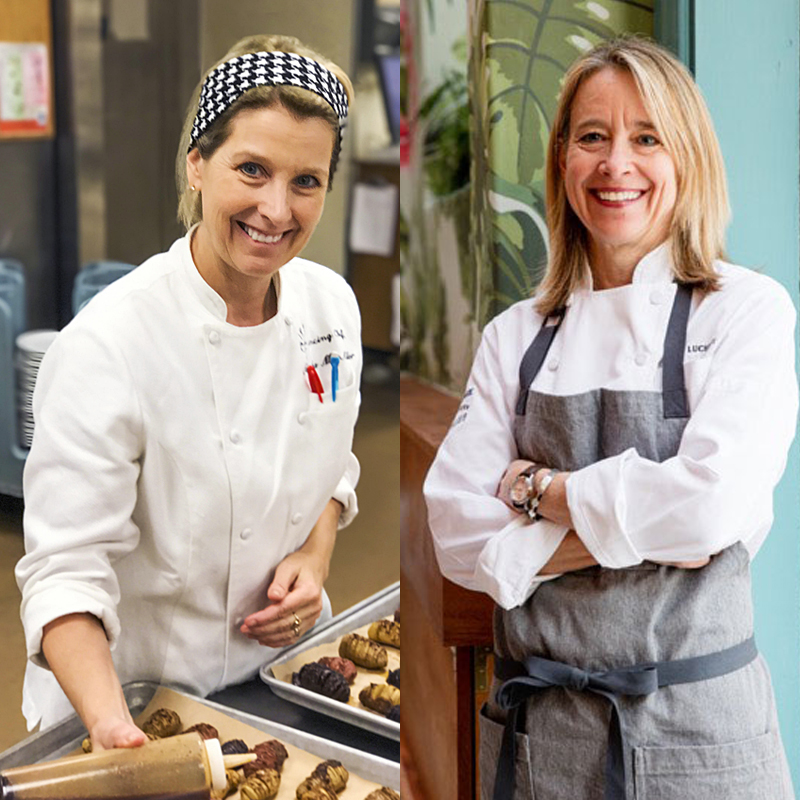 Natasha MacAller - in conversation with Emily Luchetti, Chief Pastry Officer, Big Night Restaurant Group