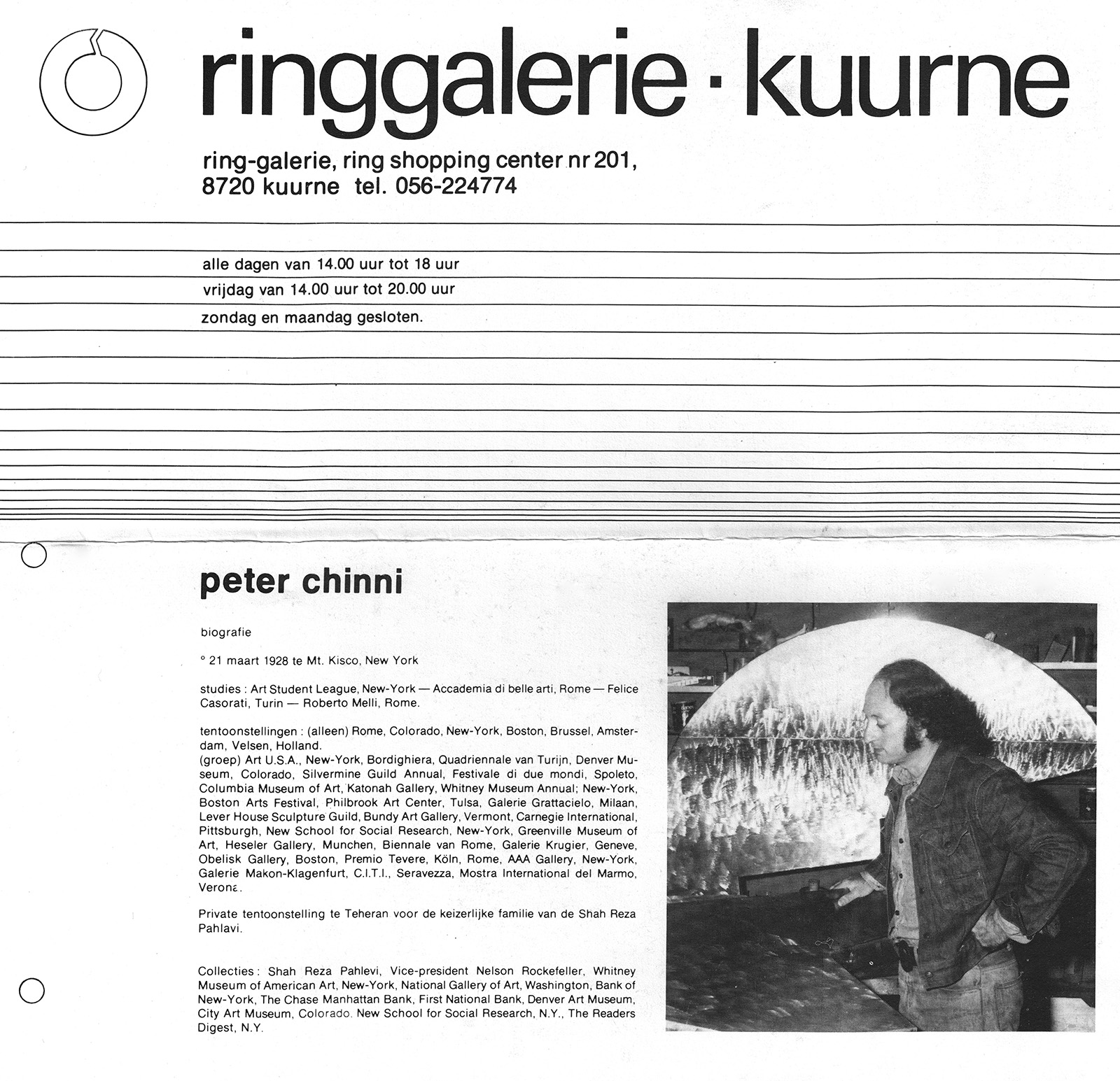 1976 Exhibition - Ring Galerie - pg 1.jpg