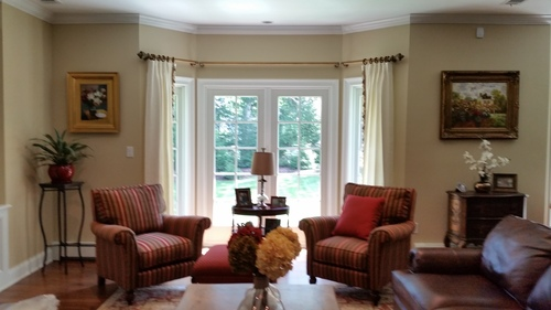 Cozy livingroom stlye