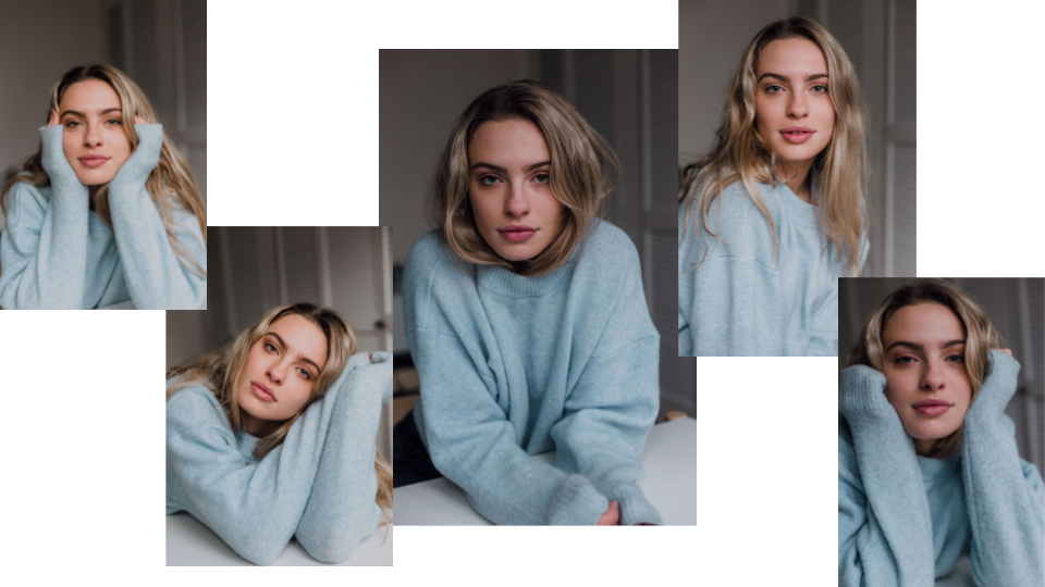 BEAUTY SHOTS FOR STATE MGMT   & Eva Werheim  x Shot by: Sundus Alfe, Styled by: Taylor Knox, Makeup: Taylor Knox