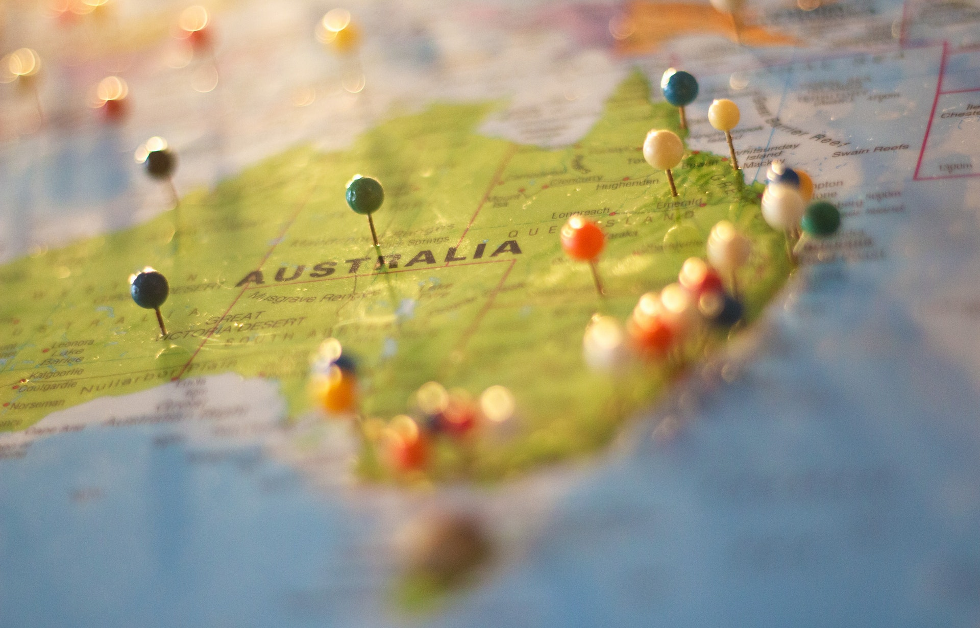 There are plenty of soy-free foods in Australia - IMAGE VIA PEXELS