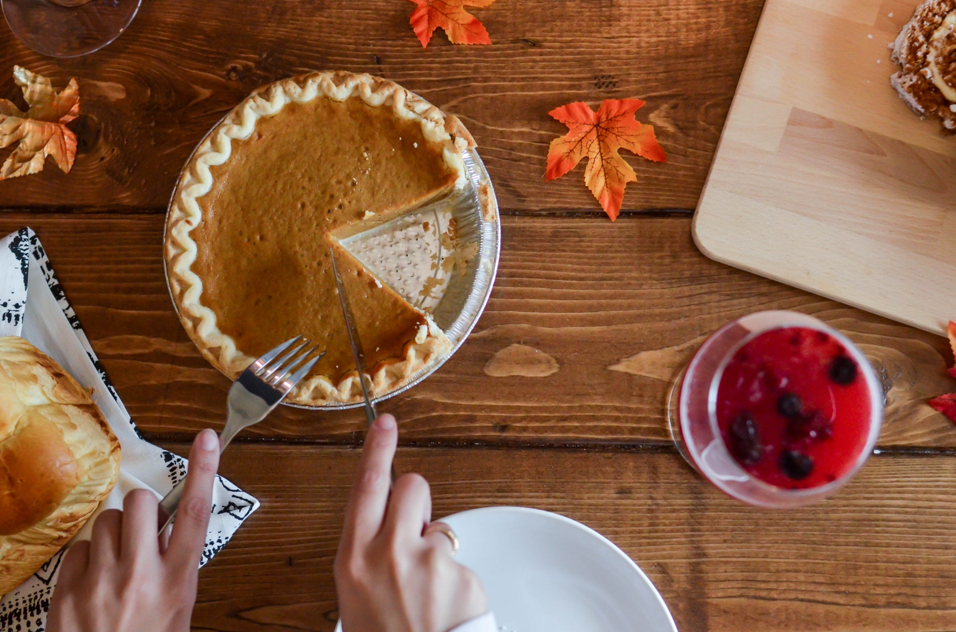 Soy-free pumpkin pie is simple to make with this recipe! - IMAGE VIA PEXELS