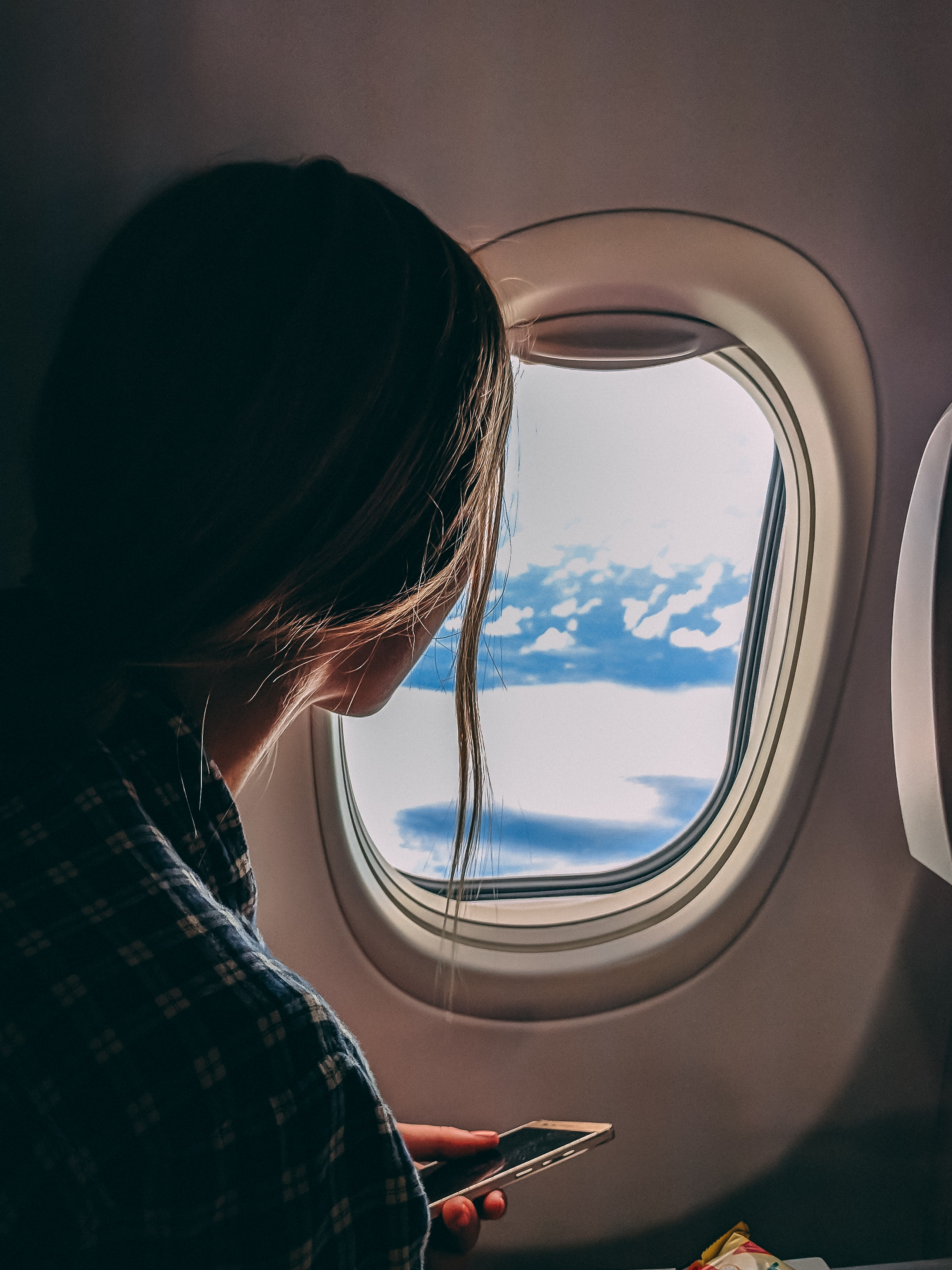 Flying can be soy-free with preparation - IMAGE VIA PEXELS