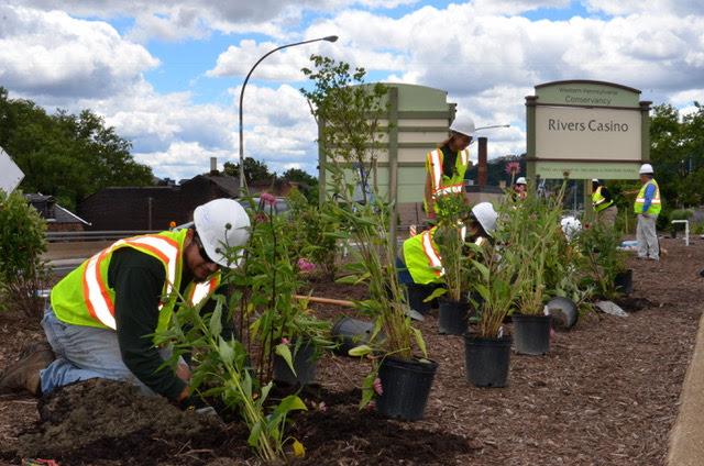Western PA Conservancy Community Gardens & Greenspace
