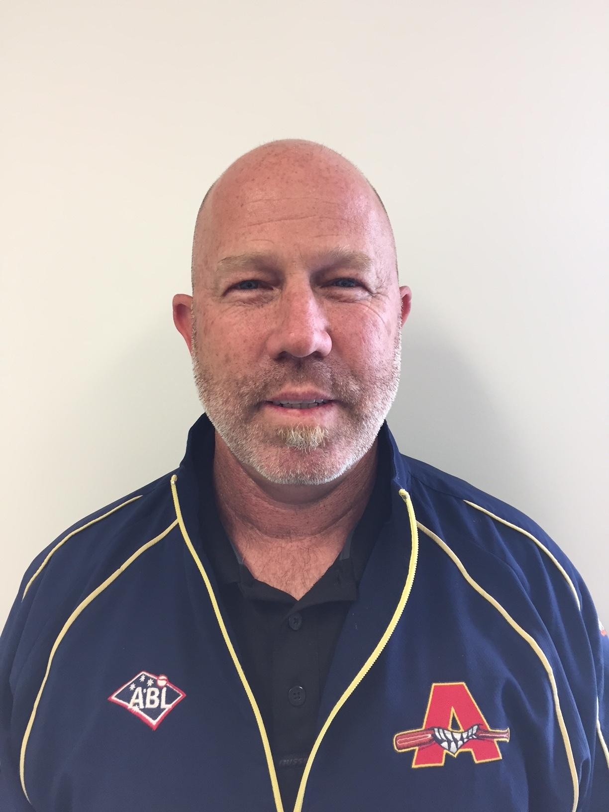Nathan Davison CEO Baseball SA and General Manager Adelaide Bite