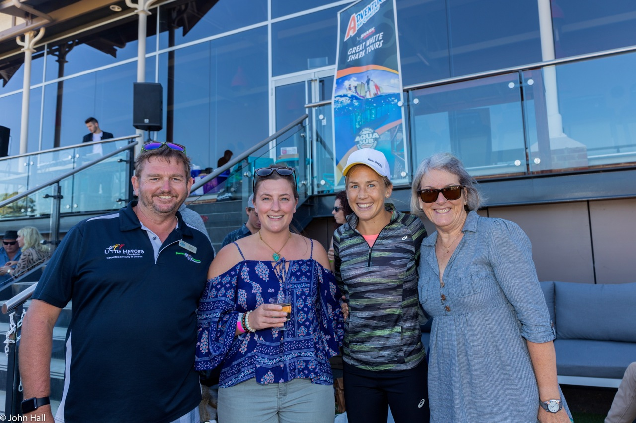 We were honoured to have another one of the Little Heroes Ambassadors, Jess Trengove, take time from her busy training schedule getting ready for her big marathon season ahead. Hope you enjoyed your stella raffle prize gorgeous girl. Safe travels and best of luck for the season ahead.