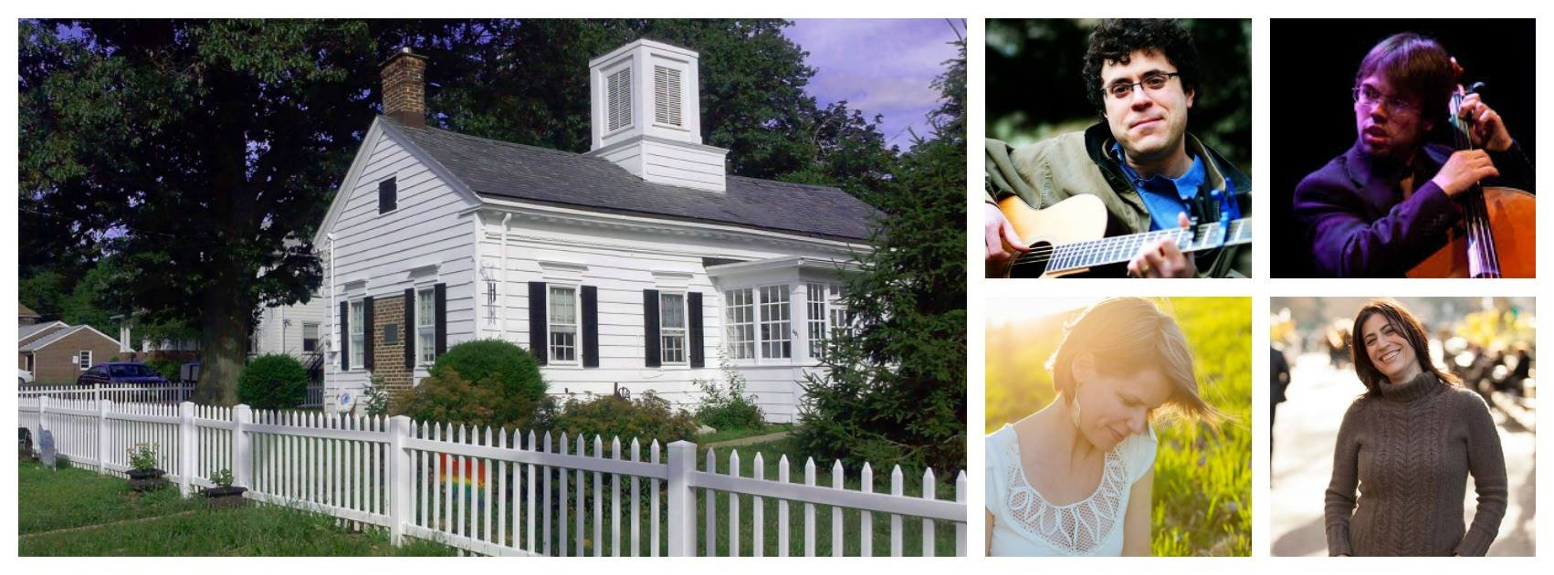 Schoolhouse Songwriter Series: Summer Edition!