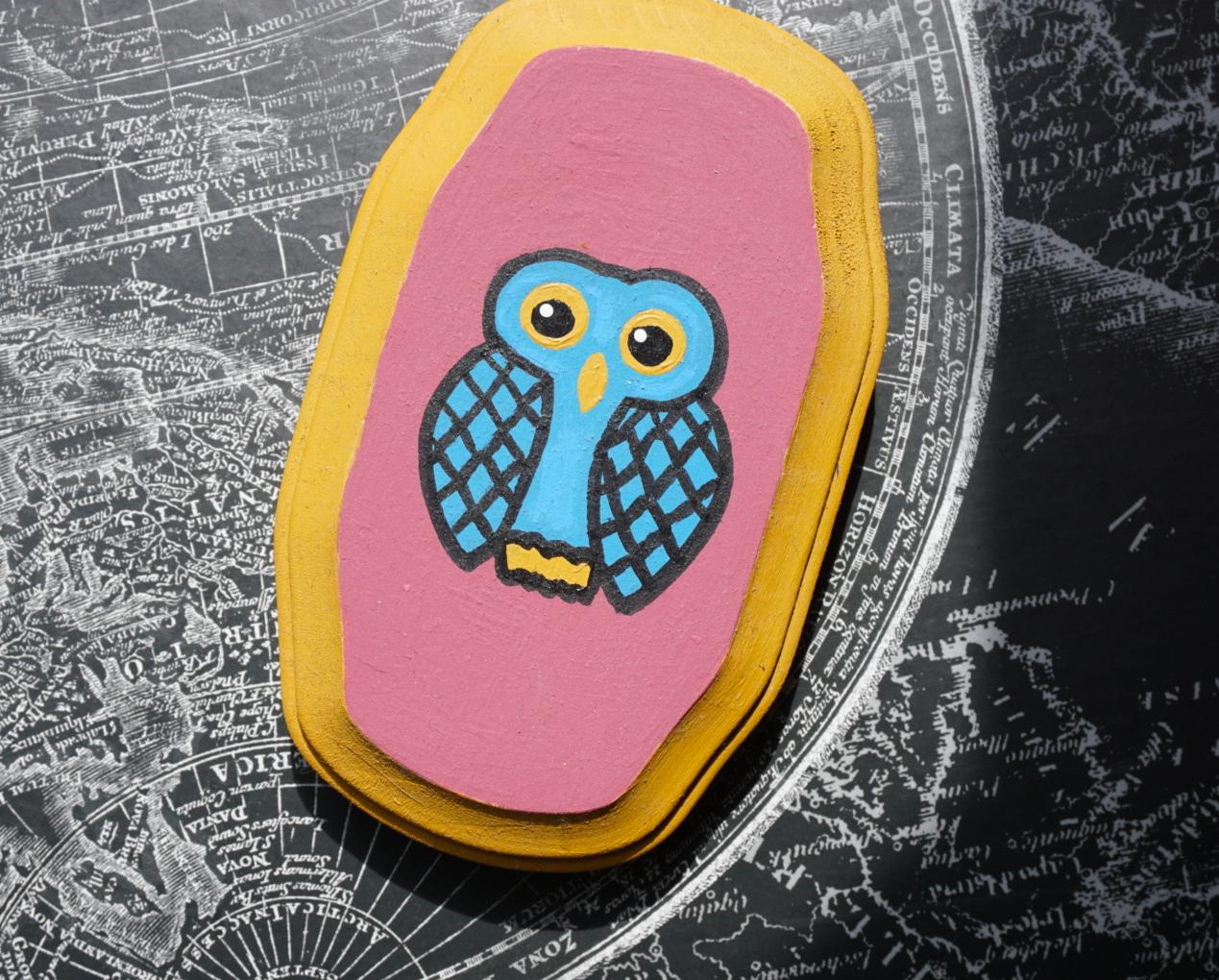 blue pink owl.JPG