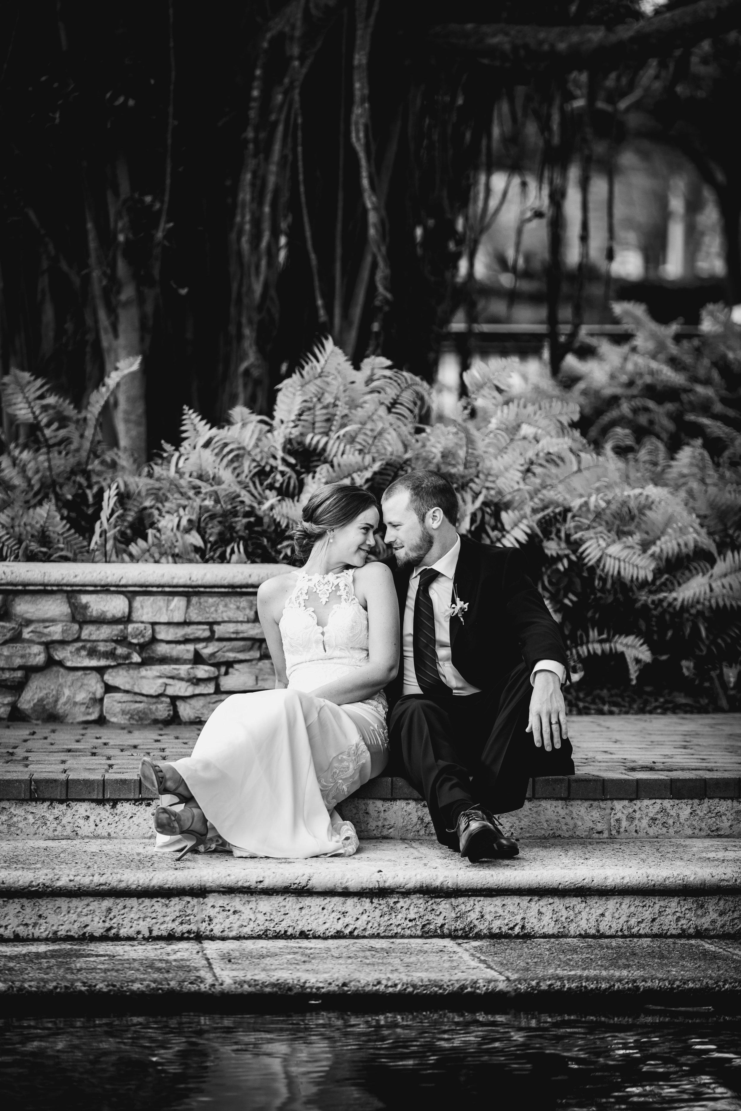 Memorial Park Stuart Wedding