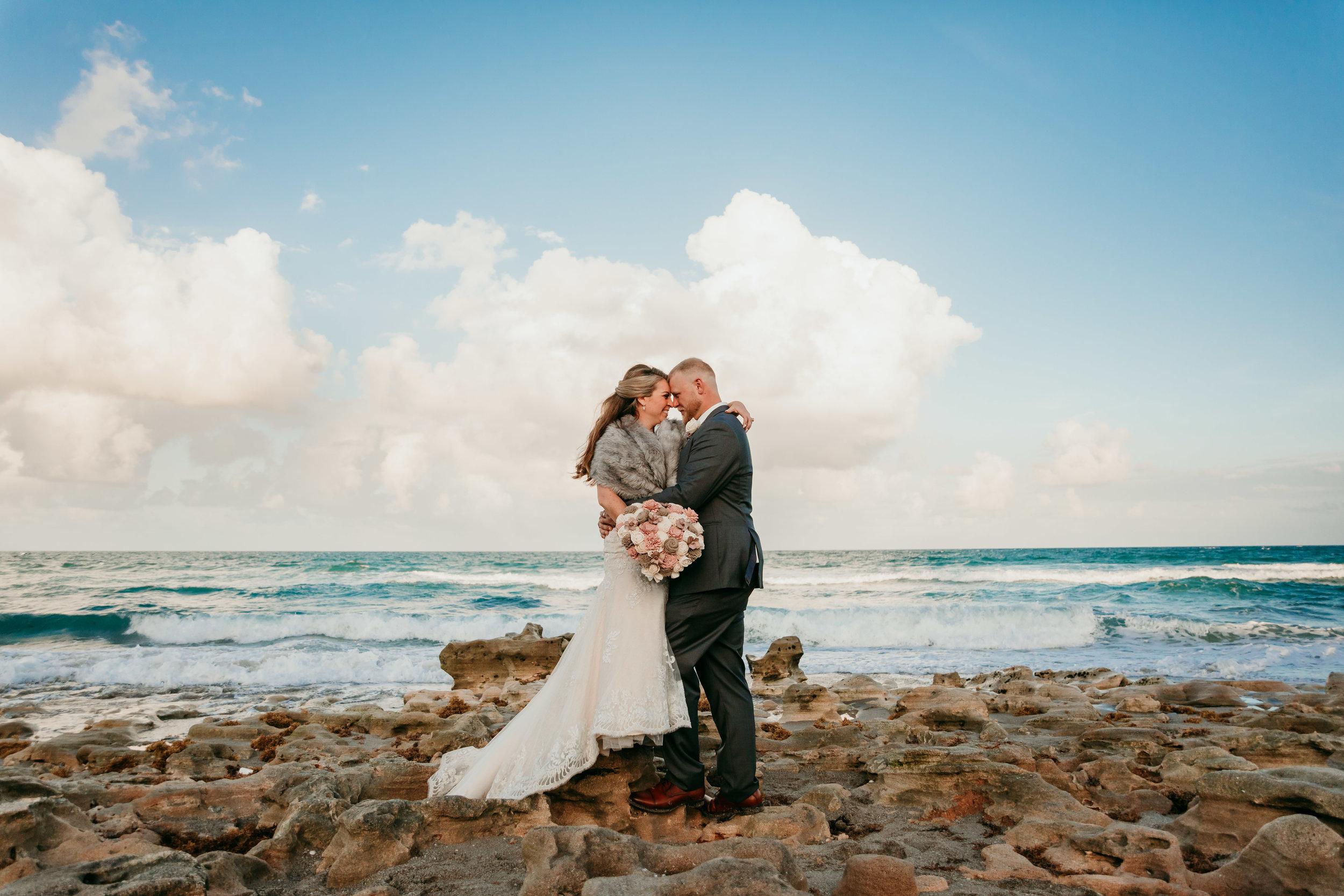 Jupiter Beach Wedding Photographer