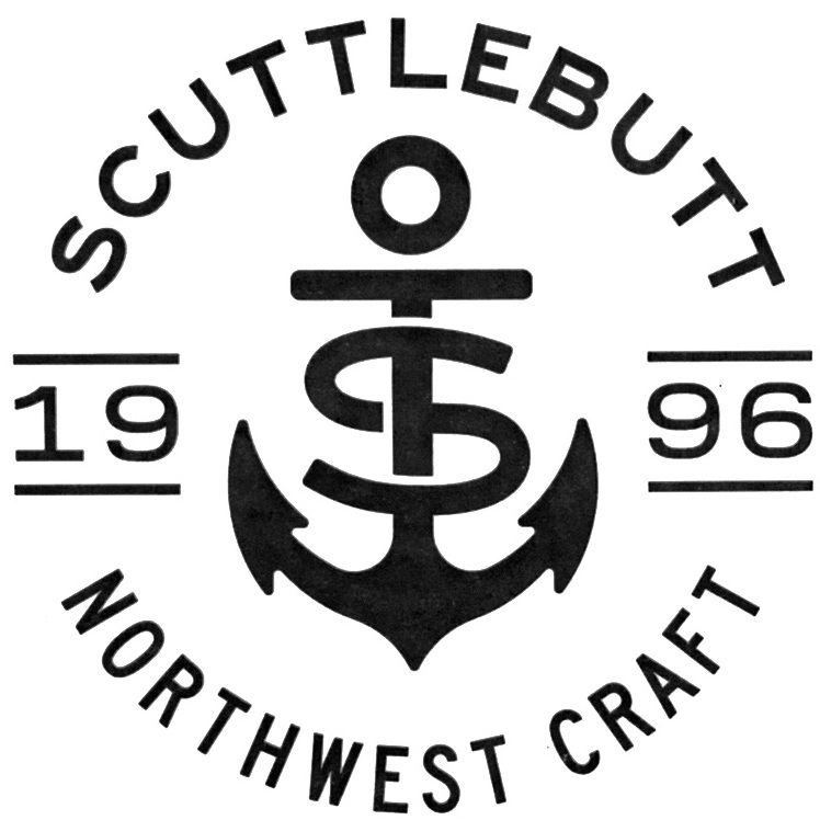 scuttlebutt brewing logo everett washington