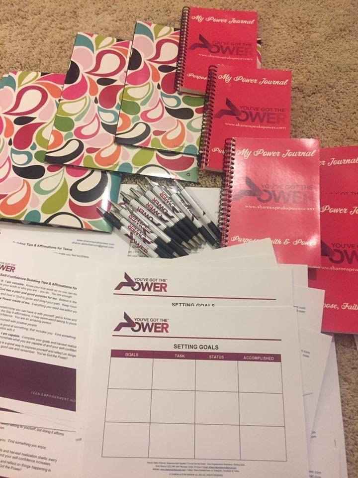 - Plan of Action Empowerment Kits - Women & Girls