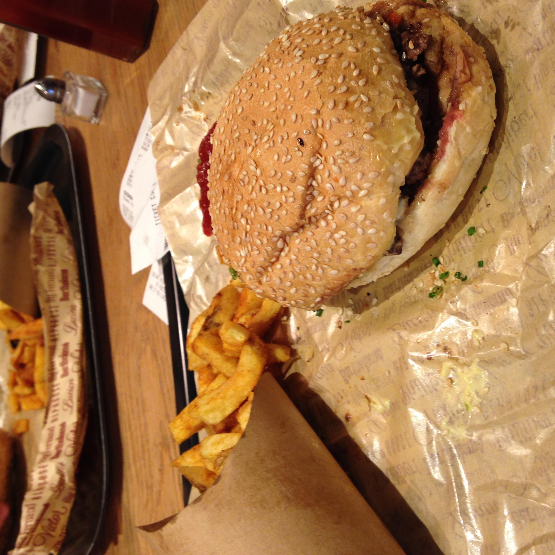 Fernandelicious Burger