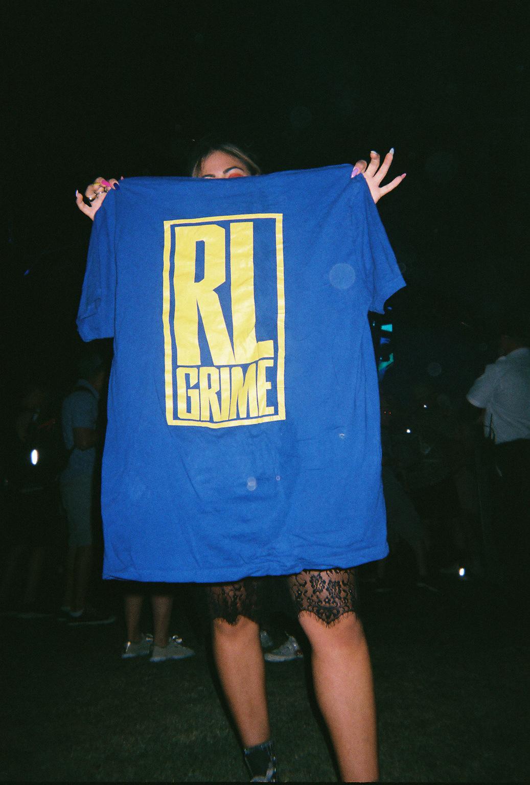 Said RL Grime t-shirt