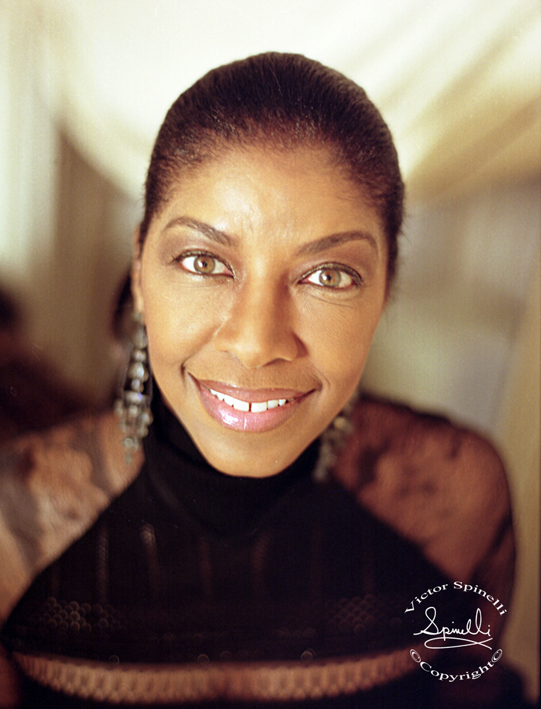 R.I.P to the late great and 9 time Grammy winner, Natalie Cole. I still can't get over how beautiful her eyes were when I took this photograph in Hollywood about 10 years ago. peace…..