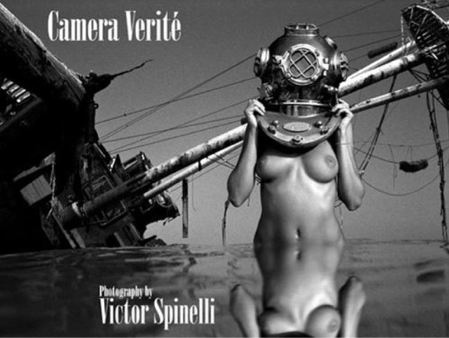 Amazon.com: Buying Choices: Camera Verite: Photography by Victor Spinelli   Perfect gift for your lovely sexy ones. A scintillating collection of photographs by Victor Spinelli in this beautiful cloth bound hard cover coffee table book. 120 pages. First limited edition. Check on Amazon today on this link:    http://www.amazon.com/gp/offer-listing/0972286977/ref=tmm_hrd_new_olp_sr?ie=UTF8&condition=new&sr=8-1&qid=1417558735