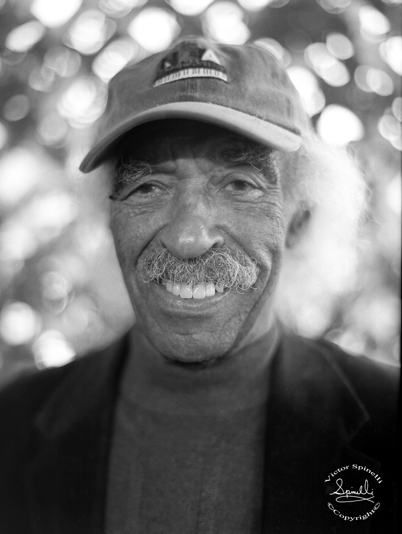 R.I.P. Gerald Wilson, world renowned Jazz Arranger and Trumpeter. He past away on  September 8, 2014 at the age of 96. I was fortunate to take this portrait of his, in Beverly Hills,  a few years back. He wrote arrangements for many great musicians including Duke Ellington, Dizzy Gillespie and Ray Charles to name just a few . God bless his soul…. photo: Victor Spinelli Archive.