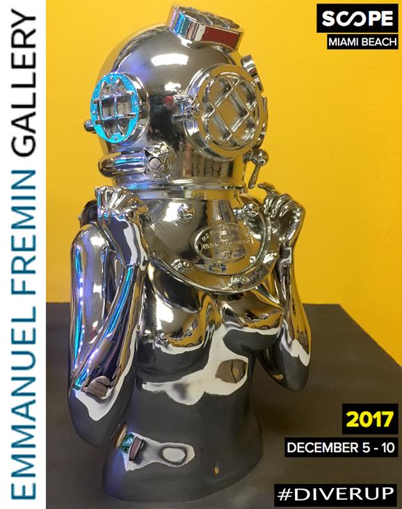 Diver UP-Bronze-Chrome-SCOPE-Victor Spinelli-Emmanuel Fremin Gallery.png