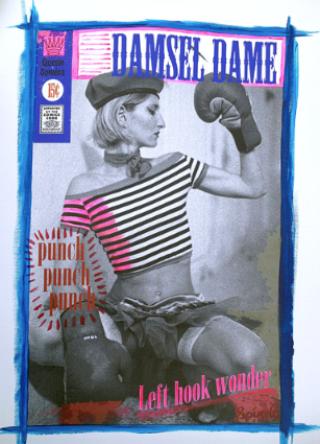 Victor Spinelli-Boxeadora-Fine Art-Queen Pulp Series.png