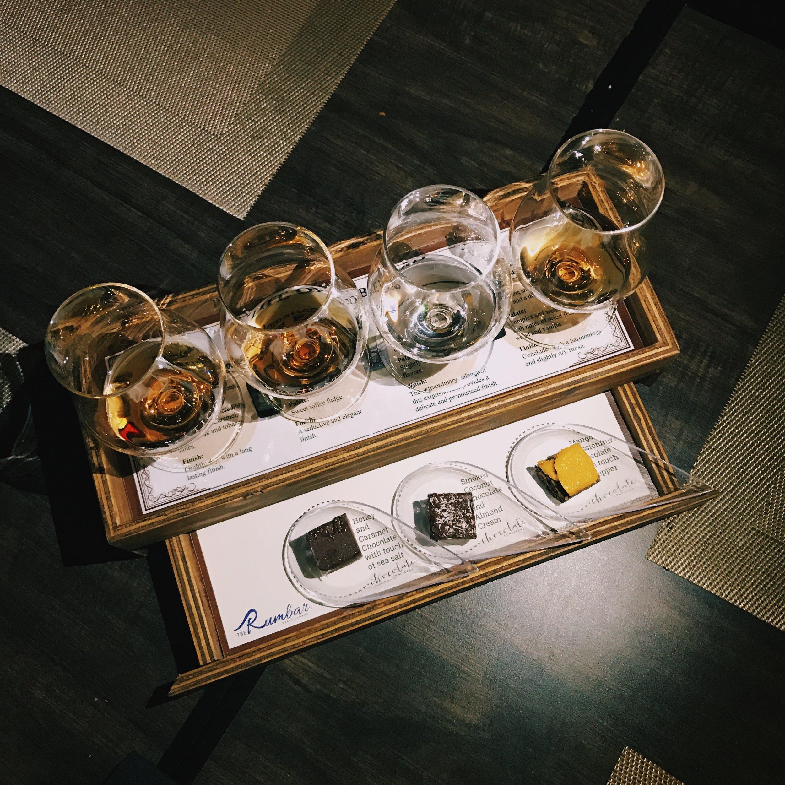 Rum Flight -