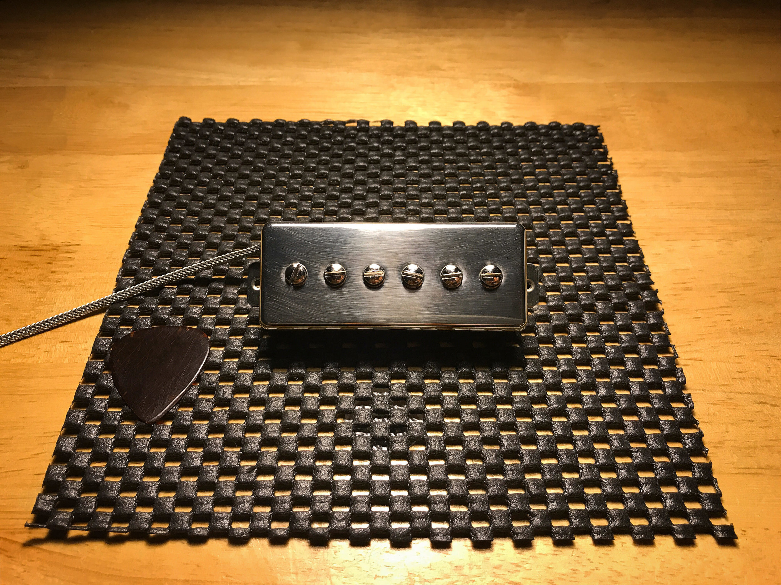 P90-Mini · Polished Nickel