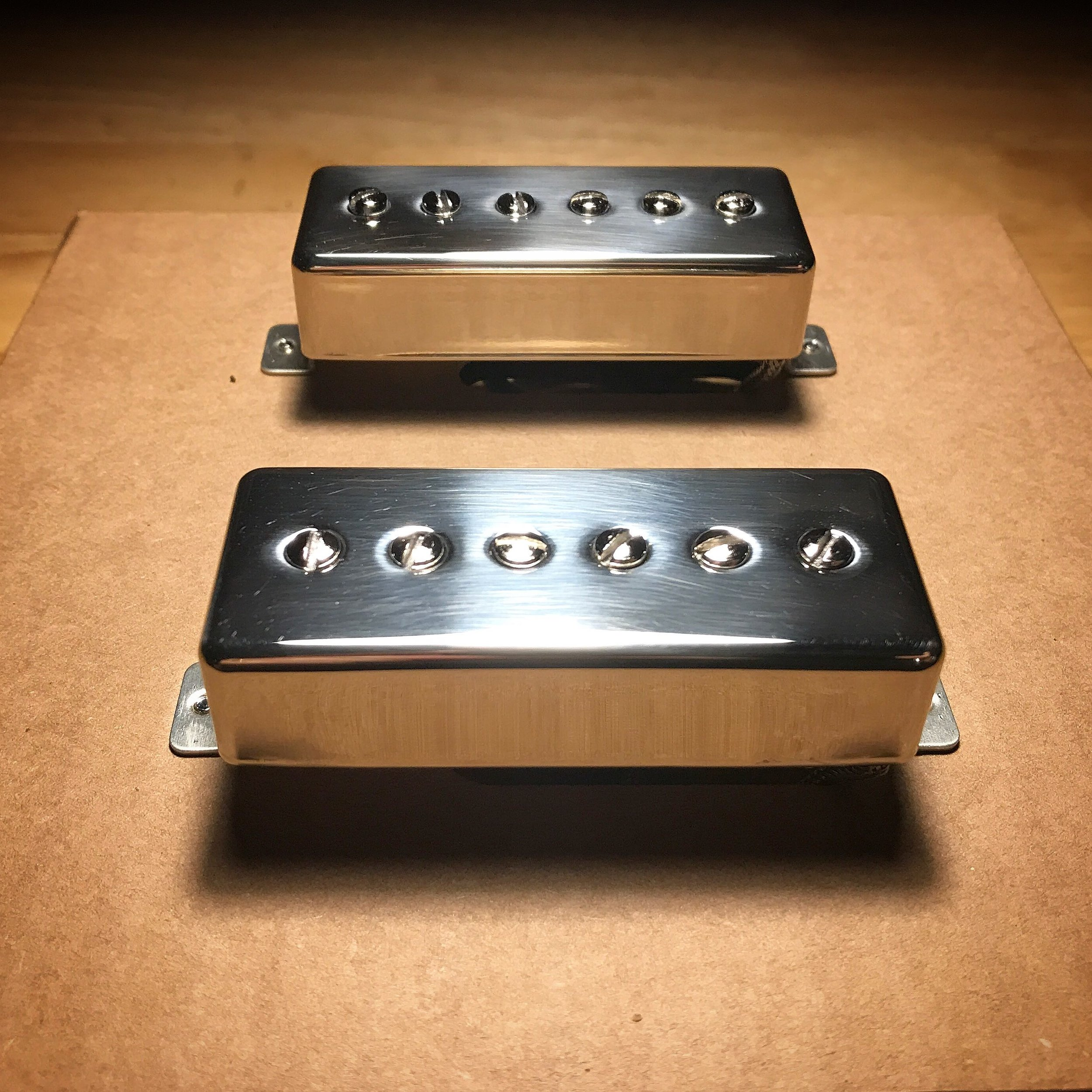 P90-Mini Set · Polished Nickel