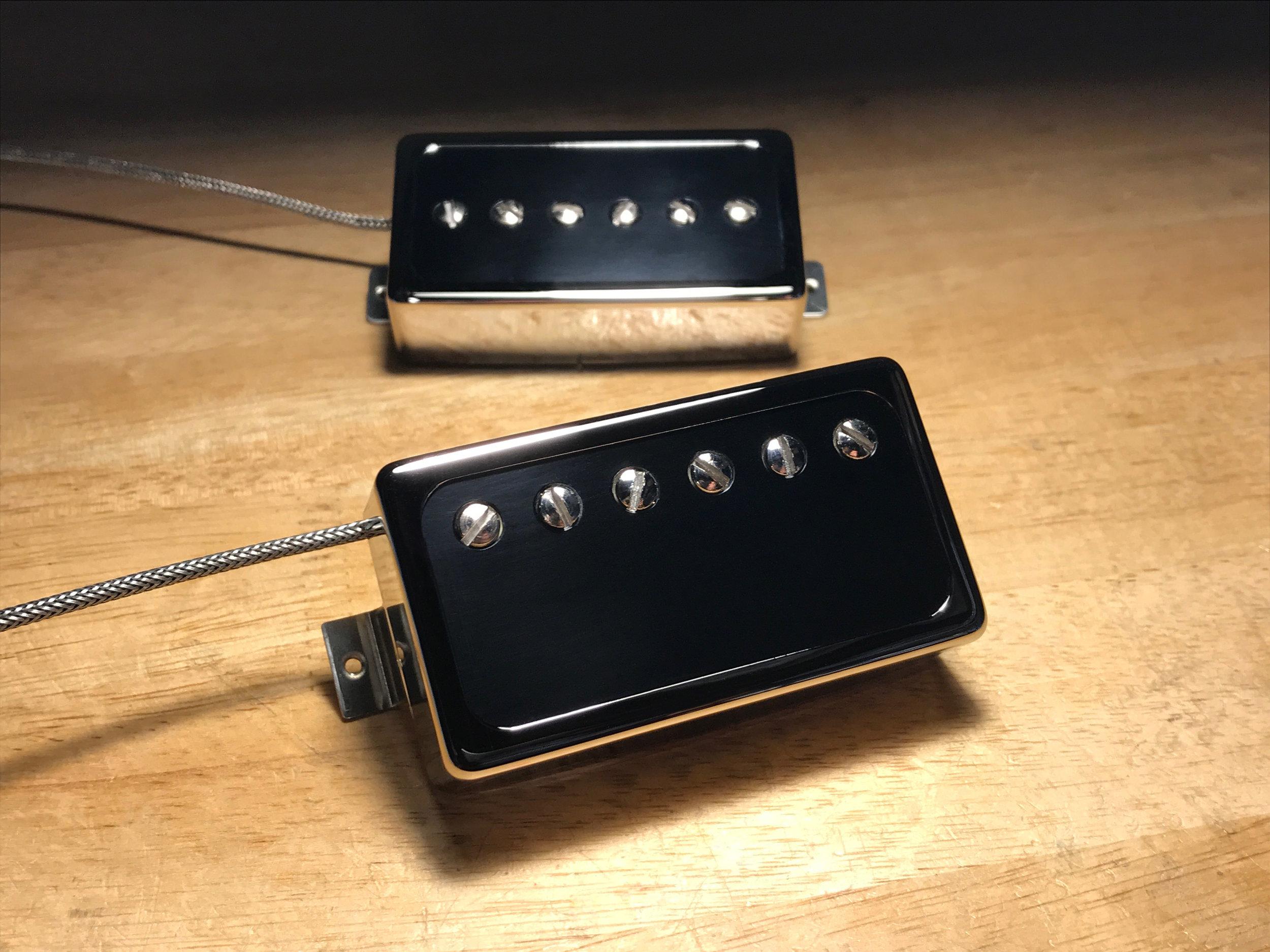 TT-'59/Power90 · Nickel Open · Black Insert