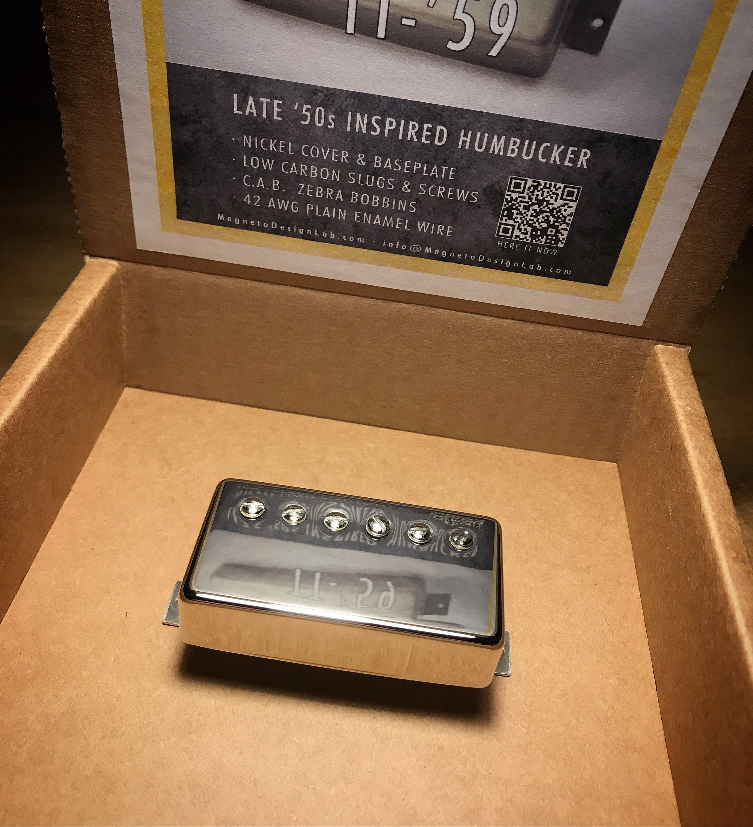 TT-'59 · Nickel Traditional