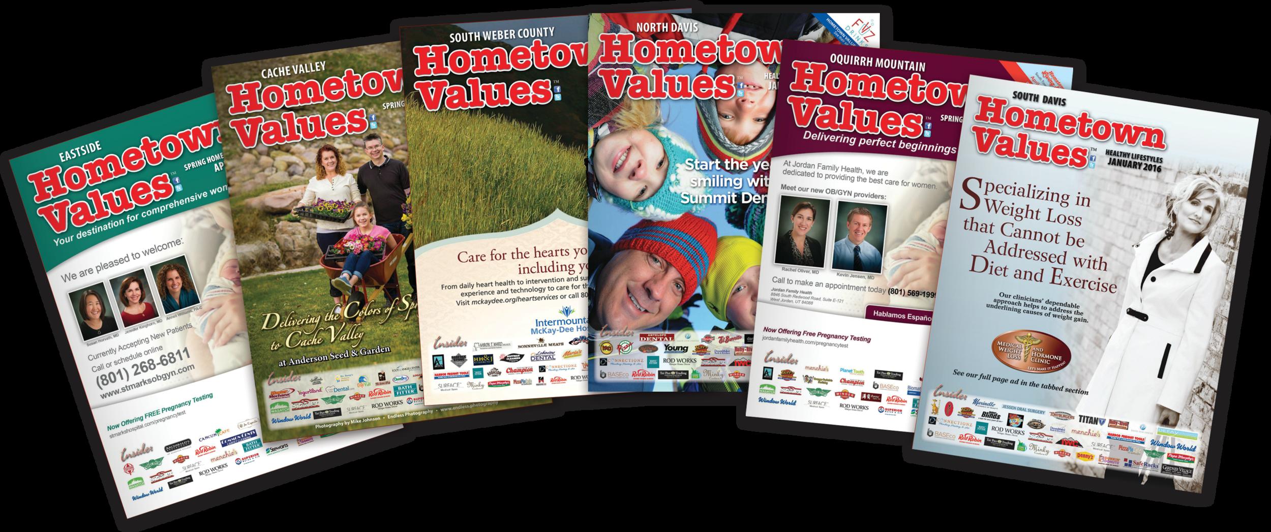 Hometown Values Magazine