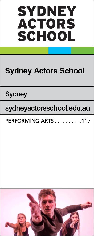 sydneyactorsschool.edu.au