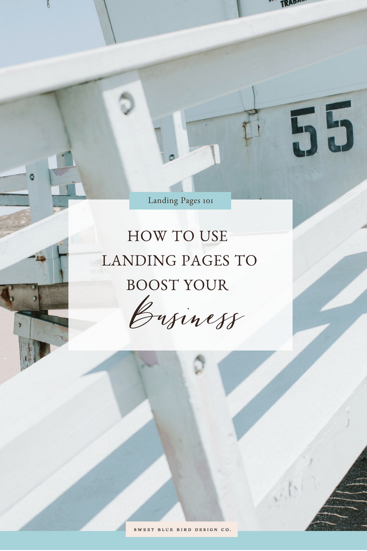 How to Use Landing Pages to Boost Your Business
