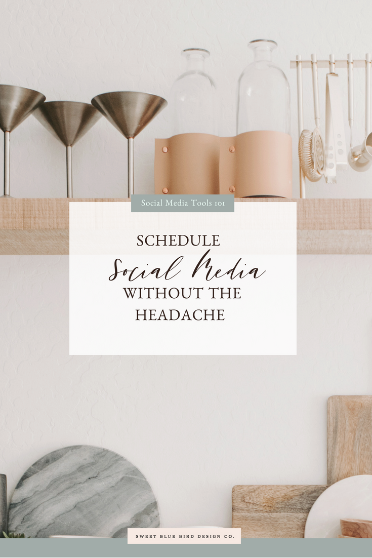 Schedule Social Media Without the Headache