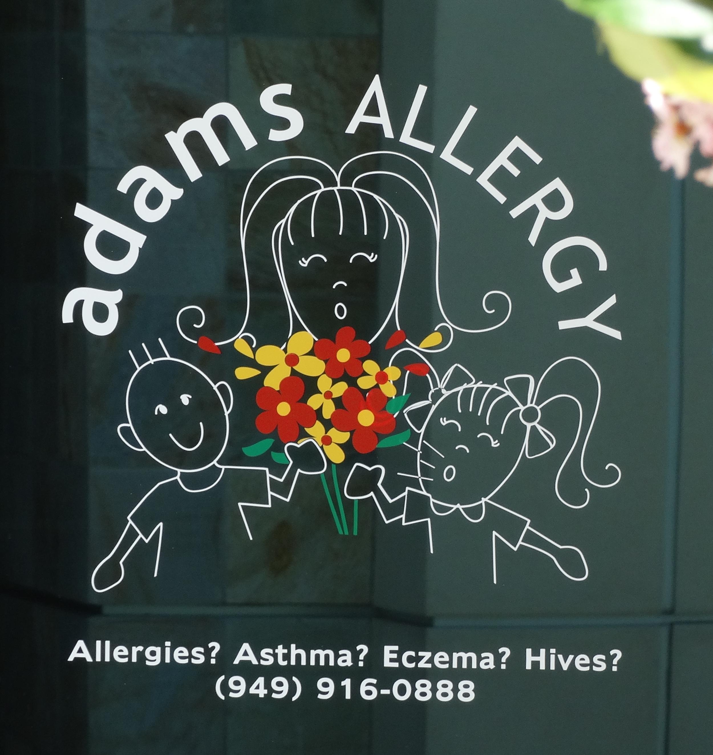 Adams Allergy