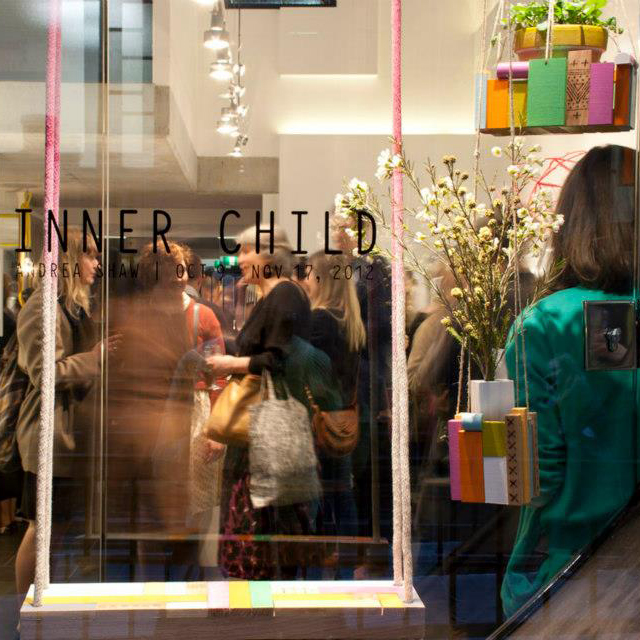 Inner Child, Pieces of Eight Gallery, Melbourne 2012