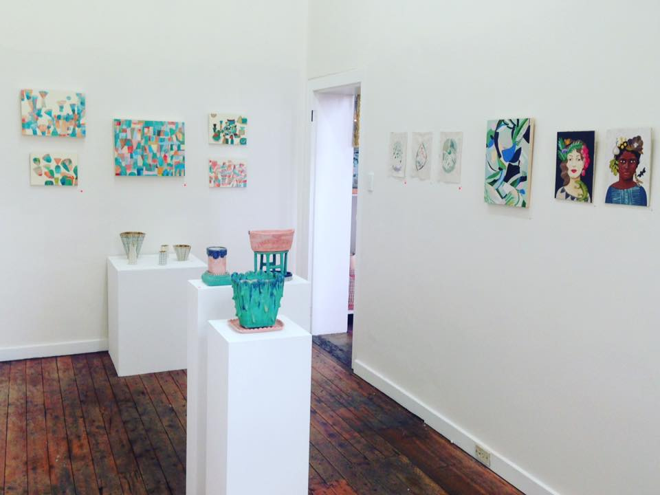 Green Party, Corner Store Merchants, Castlemaine, 2016