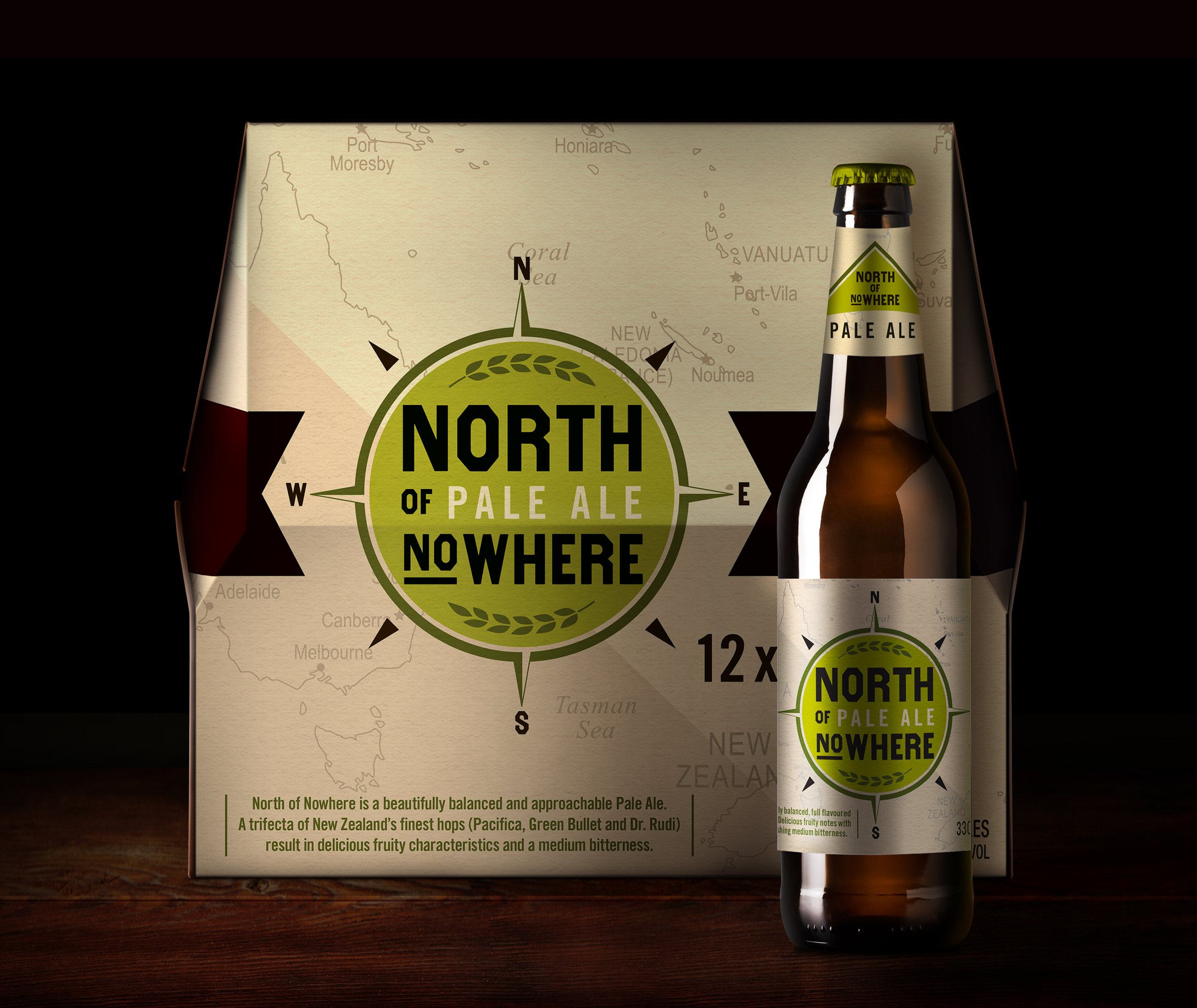 North of Nowhere Our Revolution Brand Design Brand Logo Packaging Design Brand Strategy Brand Innovation Beer Packaging Beer Design Beer Brand Alcohol Branding Alcohol Packaging Alcohol innovation Packaging Innovation